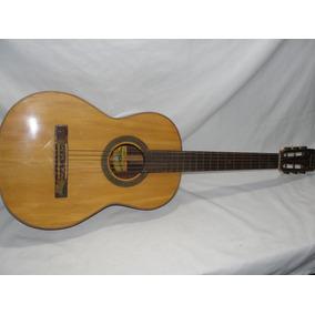 Antigo Violão Del Vecchio Nylon Vox Timbrado