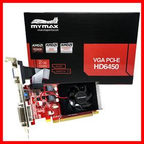 Placa Video Radeon Hd6450 1gb Ddr3 64b - Frete Grátis