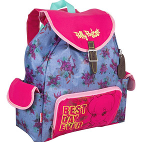 Mochila Polly Pocket, Bolsos, Colorida - Sestini