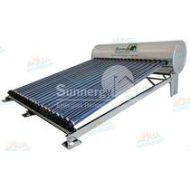 Calentador Solar 240 Litros. Sin Levantar Tinaco. Inoxidable