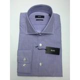 Camisas Hugo Boss Talla L Casual Traje Corbata Original