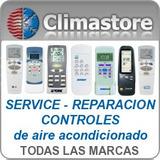 Control Remoto Aire Acondicionado Service Arreglo Reparacion