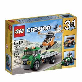 Lego 31043 Creator Chopper Transporter - Giro Didáctico To