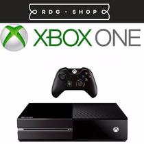 Xbox One 500gb Original - Novo De Fábrica - Pronta Entrega