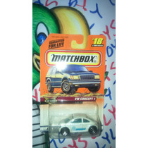 Matchbox Top Class Volkswagen Concept 1 Blanco Lyly Toys