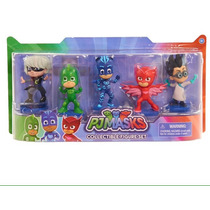 Set Muñecos Pj Masks