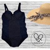 Ropa De Baño Plus Size , Verano 2017 M,l,xl,2xl,3xl Gordits