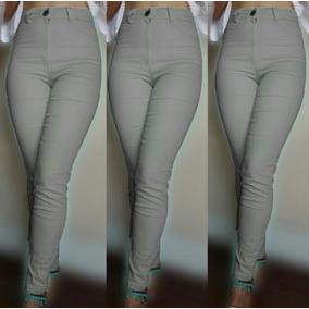 Pantalones Corte Super Alto Stretch Moldea Tu Figura