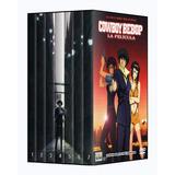 Cowboy Bebop Completa Dvd Ed Unica En Ml.