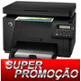 Multifuncional Laser Color Laserjet Pro Mfp M176n Hp 220v
