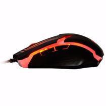 Mouse Gamer Óptico Skanda 3.200 Dpi 7 Botões Iluminado Led