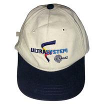 Boné Ultrasystem Ultragaz Promocional Para Fantasias Festas