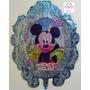Globos Metalizado Mickey Minne Mouse 45 Cm Decoracion Fiesta