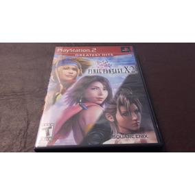 Final Fantasy X-2 Original Ps2