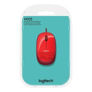 Mouse Usb Logitech M105 - 2897