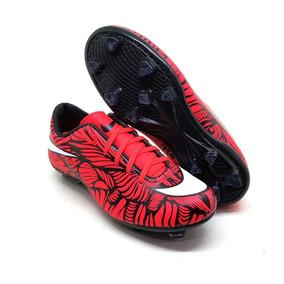 Chuteira Nike Hypervenom Neymar Campo Trava Transparente