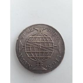 Moeda Antiga, 960 Réis, 1810, Letra Monetária
