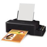 Impresora Epson Ecotank L120, Sistema De Tinta Original