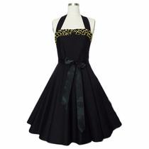 Vestido Pin Up A Medida Rockabilly Vintage Estilo Años 50s