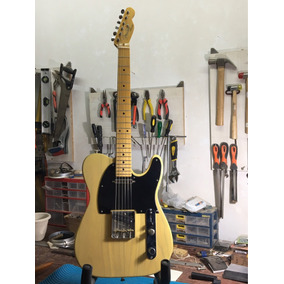Telecaster Butterscotch - Luthier