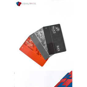 Tarjetas De Pvc Blancas Para Credenciales