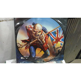Iron Maiden The Trooper Picture Disc 2005 Tracks En Vivo