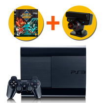 Playstation 3 500gb + Camaraps3+ Juego + Gtia