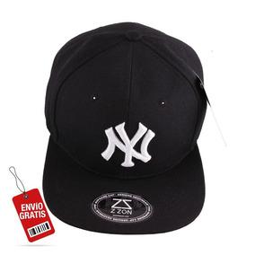Gorra Hombre O Mujer Yankees Nueva York Color Negro 433cb0a7d6e