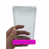 Capa Case Tpu Transparente Sony Xperia Z1 C6943 + Película