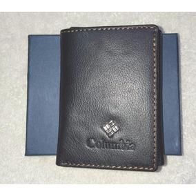 Billetera-cartera Para Caballero Columbia