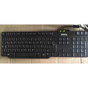 Excelente Teclado Dell Usb Sk-8115 Español Letra Ñ