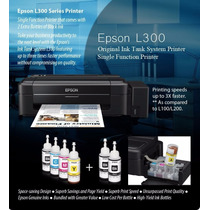 Impresora Epson L310 Tinta Continua Para Sublimacion