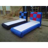 Somo Fabricante De Mueble Y Cama Tapizada Bien Economica