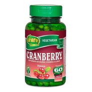 Cranberry Infecção Urinária 500mg 60 Cápsulas - Unilife