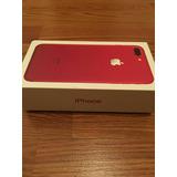Lo Nuevo En Apple..iphone 7 Plus Red. Todo En Iphone
