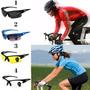 Óculos Esportivo Bike Corrida Exercício Fisico