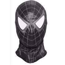 Máscara Homem-aranha Spider Man Preto - No Brasil