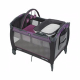 Cuna Graco Pack & Play Portable Napper & Changer Lx