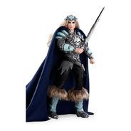 Boneco Ken Barbie Collector Rei Da Caverna De Cristal Top