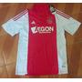 Camiseta Ajax Local 2014/15
