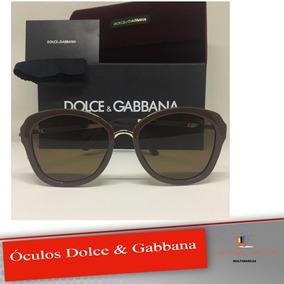 Oculos Sol Dolce Gabbana Feminino - Óculos De Sol no Mercado Livre ... 3843994697