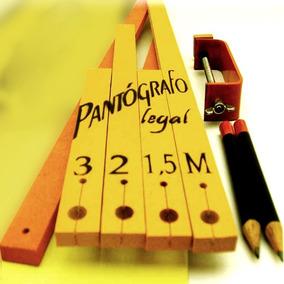 Pantógrafo Copiador Mecânico Fácil De Usar! Promoção!