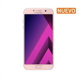 Nuevo Samsung Galaxy A5 2017 Rosado Liberado 32gb Sm-a520fzi
