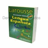Diccionario Escolar De La Lengua Española Larousse