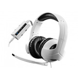 Audifonos Thrustmaster Y300cpx Usb White Pc Xbox Ps Wii