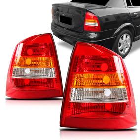 Lanterna Traseira Astra Sedan 1999 2000 2001 2002 Tricolor