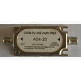 Amplificador Lineal De Señal Satelital