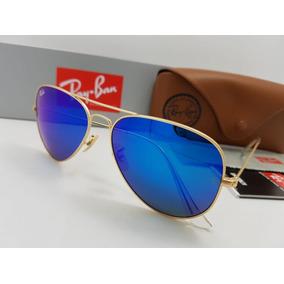 0ce03a489e102 Gafas Ray Ban Piloto Hombre - Gafas Azul en Mercado Libre Colombia