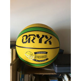 Balon Basket Baloncesto Indoor Color Trotamundos Basketball
