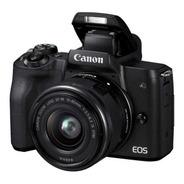 Câmera Canon Eos M50 15-45mm Is Stm Kit Mirrorless